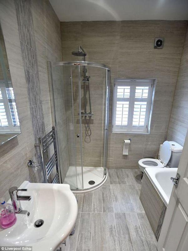 Mua nhà ma cũ nát giá 1 bảng Anh, cặp vợ chồng cải tạo thành căn hộ đẹp kinh ngạc - ảnh 7