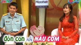 Sỹ quan không quân đeo kính đen đi hẹn hò vì lý do không ngờ