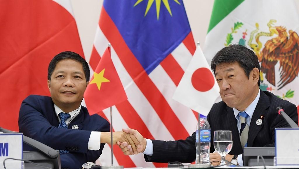 TPP,CPTPP,APEC 2017,Biển Đông,An ninh khu vực,Nước Mỹ,Trung Quốc,Donald Trump