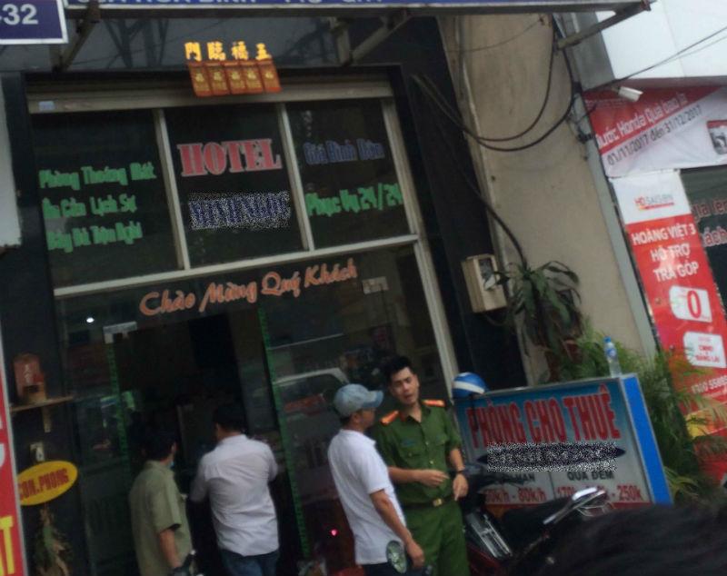 Cặp đôi lệch tuổi chết trong khách sạn ở Sài Gòn - ảnh 1