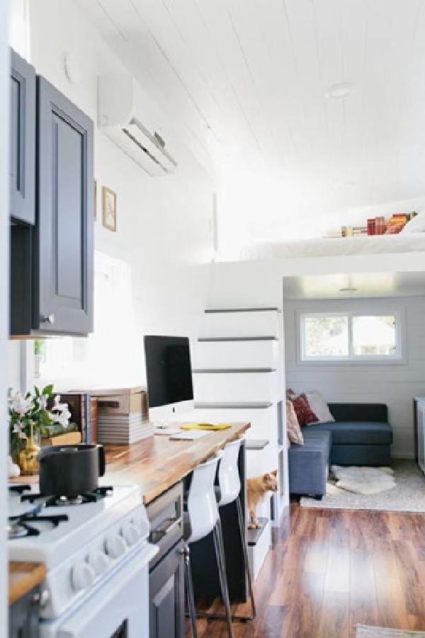 Đôi vợ chồng trẻ vẫn sống hạnh phúc trong căn nhà 28m² bình yên - ảnh 10