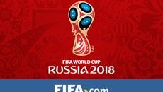 Lịch thi đấu VCK World Cup 2018
