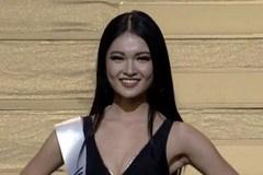 Thùy Dung trượt top 15 người đẹp nhất chung kết Miss International 2017