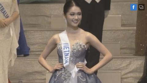 Thùy Dung trượt top 15 Hoa hậu quốc tế 2017 - ảnh 6