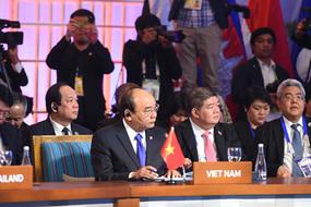 Thủ tướng đề nghị cơ chế ASEAN+3 hướng hợp tác vào tăng trưởng kinh tế khu vực