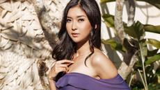 Vẻ đẹp gợi cảm của tân Hoa hậu Quốc tế 2017