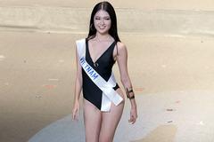Thùy Dung trượt top 15 Hoa hậu quốc tế 2017