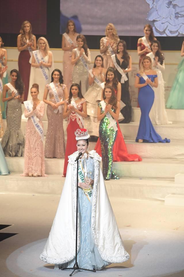 Thùy Dung trượt top 15 Hoa hậu quốc tế 2017 - ảnh 3