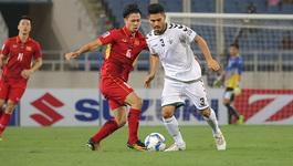 Video tổng hợp trận Việt Nam 0-0 Afghanistan