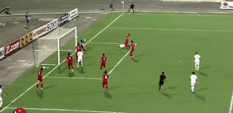 Việt Nam 0-0 Afghanistan: Tuấn Mạnh cứu thua