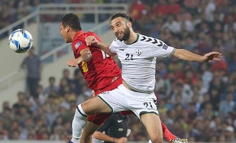 Việt Nam 0-0 Afghanistan Anh Đức bỏ lỡ phút 69