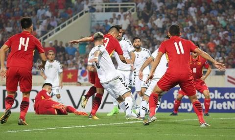 Việt Nam 0-0 Afghanistan phút 86