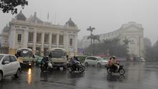 Dự báo thời tiết 15/11: Hà Nội giảm nhiệt, mưa khắp miền Trung
