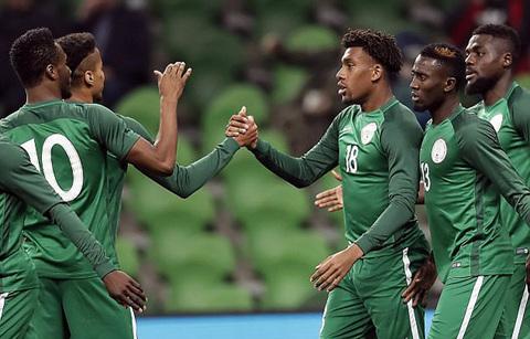 Video bàn thắng Argentina 2-4 Nigeria