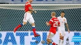 Nga hòa siêu kịch tính 3-3 với Tây Ban Nha