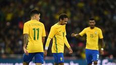 Neymar tịt ngòi, Brazil bất lực trước tuyển Anh
