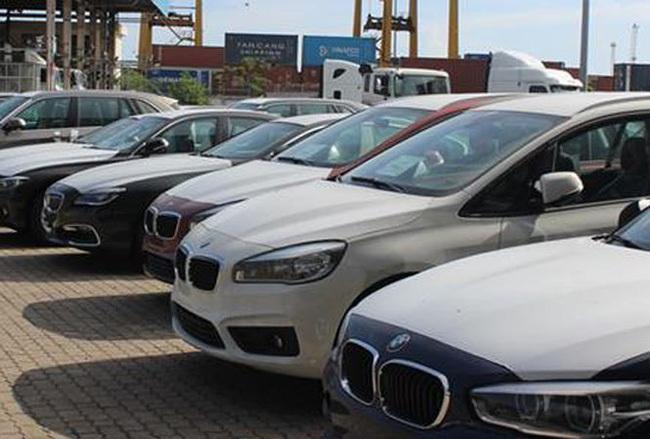 Mercedes,xe nhập khẩu,ô tô nhập khẩu,BMW