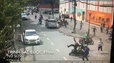 trộm cắp tài sản,trộm xe gắn máy,băng nhóm nguy hiểm,băng nhóm đá xế