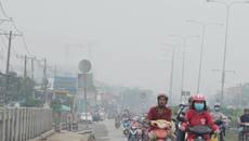 Sài Gòn lại chìm trong sương mù