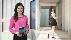 BTV Khánh Ly gây 'choáng' với nhan sắc đời thường như nữ sinh