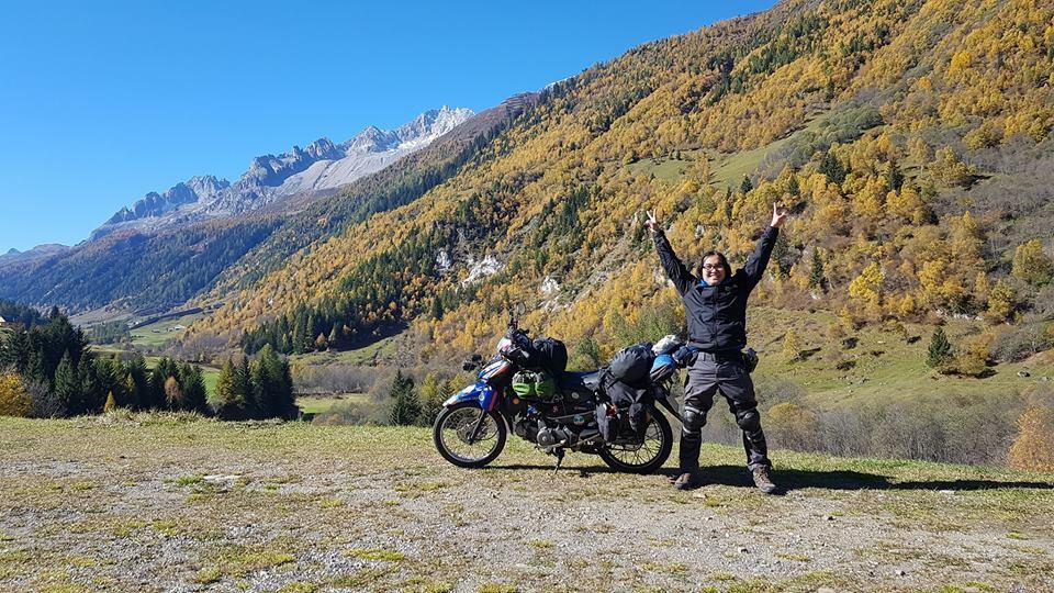 Chàng trai Việt đi xe máy đến Pháp xin visa thế nào? - ảnh 3