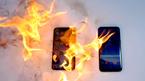 iPhone X hạ gục Galaxy S8 ở màn 'so găng' trong lửa