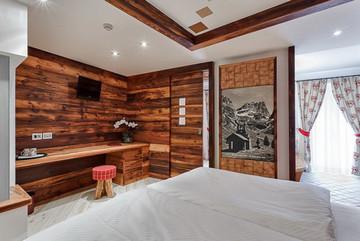Những phòng ngủ hiện đại và ấm cúng