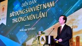 Bộ trưởng Xây dựng: Thị trường bất động sản bị lợi ích nhóm chi phối