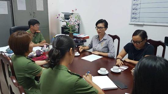 Diễn viên Ngô Thanh Vân làm việc với công an - ảnh 2