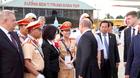 Nữ CSGT duy nhất được Tổng thống Nga Putin bắt tay cảm ơn