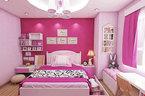 Thiết kế phòng ngủ cho bé yêu sắc màu cực dễ thương