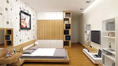 Trang trí nội thất chung cư nhỏ đẹp với nhiều màu sắc