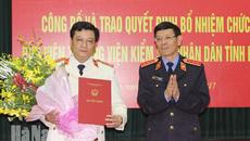 Nhân sự mới Bộ Tài chính, Ngân hàng, Viện Kiểm sát