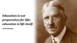 Nhà triết học khai sinh ra giáo dục thực nghiệm