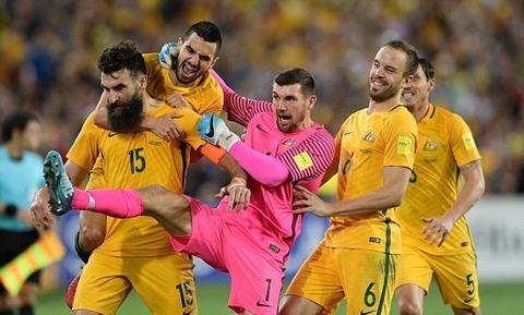 Australia 3-1 Honduras