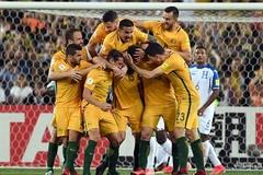 Đè bẹp Honduras, Australia đoạt tấm vé thứ 31 dự World Cup 2018