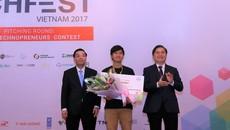 Techfest 2017: 29 vụ đầu tư trị giá hơn 4,5 triệu USD