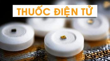 Con người sẽ uống thuốc điện tử như thế nào?