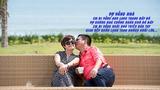 Chí Trung được bạn tặng thơ vì quá nhớ thương vợ