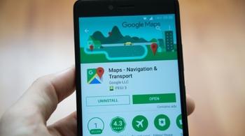Google Maps được đại tu lần đầu trong nhiều năm