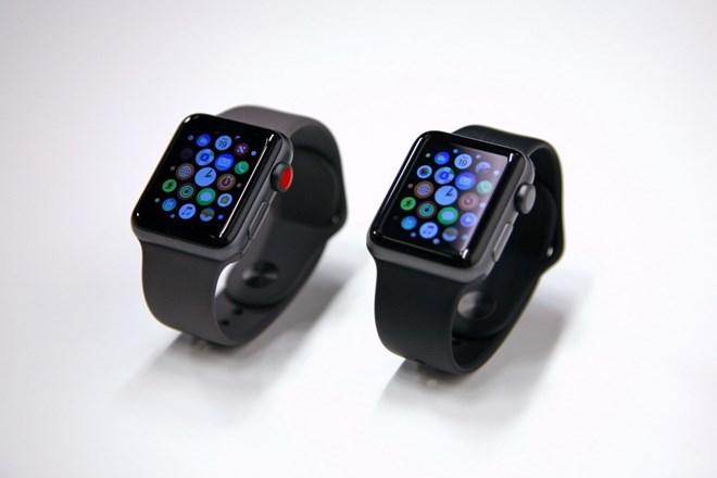 Apple giữ ngôi vương thị trường thiết bị đeo thông minh