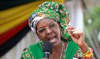 Đệ nhất phu nhân tham vọng của Zimbabwe