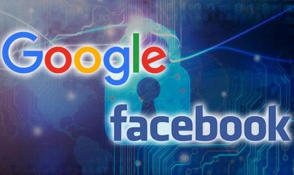 google, facebook
