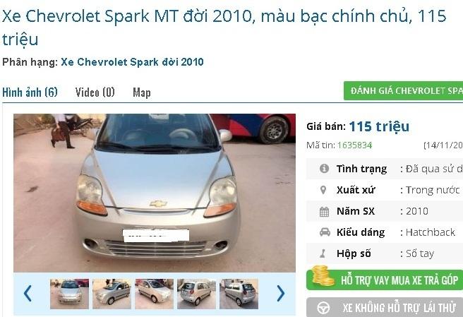 Với 100 triệu đồng, bạn mua được ô tô cũ chính hãng nào?
