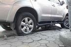Lốp ô tô 'tan tành' chỉ vì những lý do đơn giản