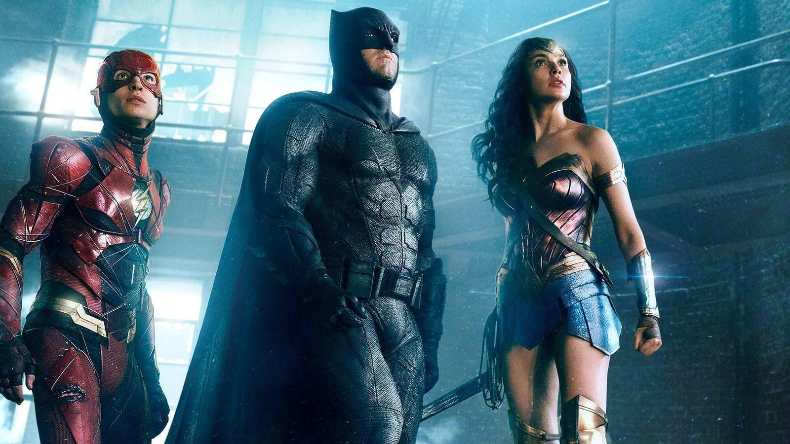 Lý do không thể bỏ lỡ bom tấn 'Justice League'