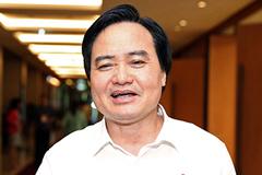 Bộ trưởng Phùng Xuân Nhạ: Đào tạo 9.000 tiến sỹ không phải tràn lan