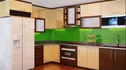 Mẫu thiết kế tủ bếp đẹp lạ