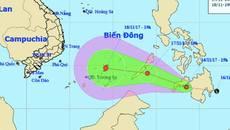 Thời tiết 17/11: Áp thấp hướng thẳng Nam Bộ, Hà Nội rét 15 độ