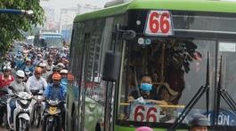9 cán bộ điều hành xe buýt ở TP.HCM bị đình chỉ công tác